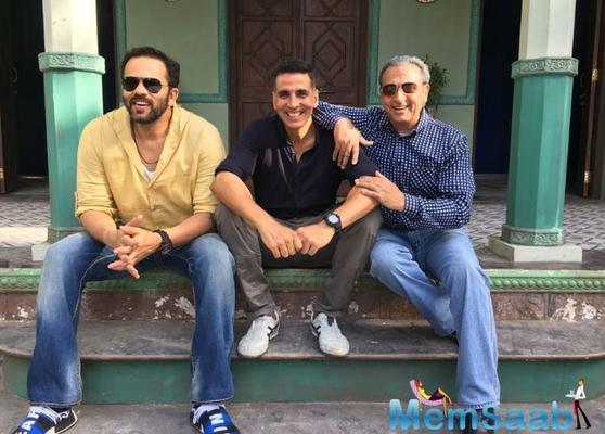 Gulshan Grover: Akshay Kumar told me to copyright 'Bad Man' title