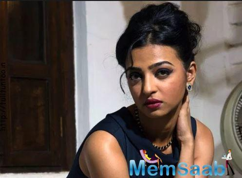 Radhika Apte is known for not mincing words and speaks her mind on socially relevant subjects.