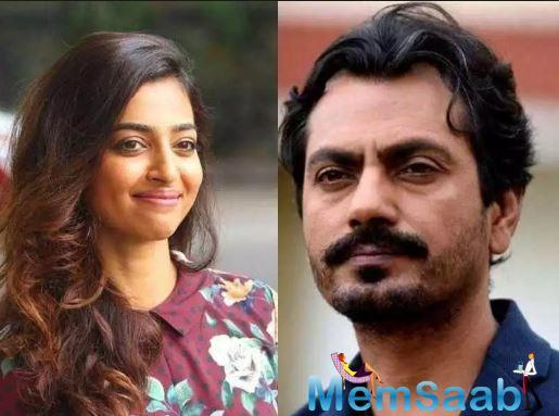 Radhika Apte: I have imbibed so much from Nawazuddin Siddiqui as colleague