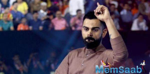 The Delhi-born cricketer also heaped praise for Pro Kabaddi and players for growing the culture of Kabaddi in India.