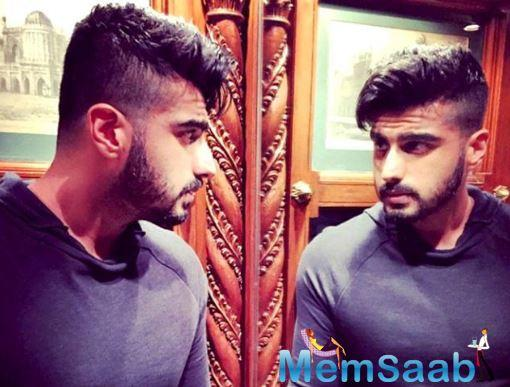 Arjun Kapoor shows off his new tattoo, reveals why it feels 'accurate, intimate and personal'