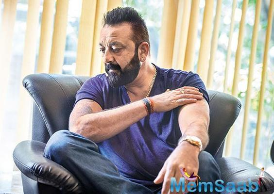 Sanjay Dutt on Prasthanam: Want to play my age on screen