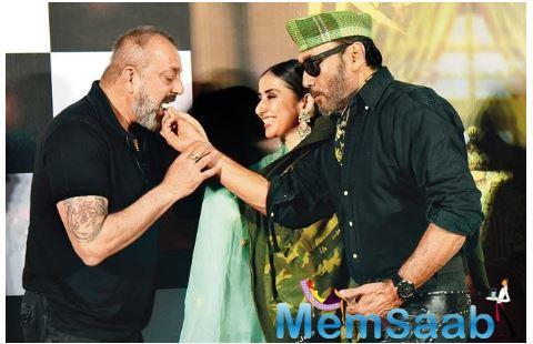 Prasthanam marks his first Hindi production under his banner, Sanjay S Dutt Productions.