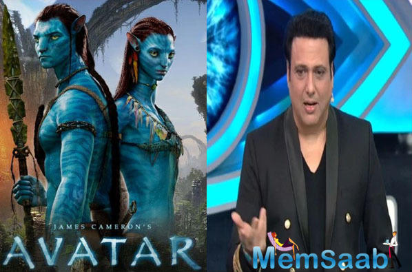 It was me who had given the title of 'Avatar', reveals Govinda