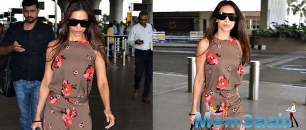 Fans greet Malaika Arora inside Chandigarh-bound flight and this is how she reacted