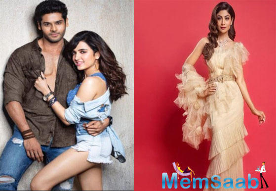 The glamorous diva Shilpa Shetty is all set to sizzle on the silver screen, with a pivotal role in Sabbir Khan's much awaited action entertainer 'Nikamma', starring Abhimanyu Dassani and Shirley Setia.