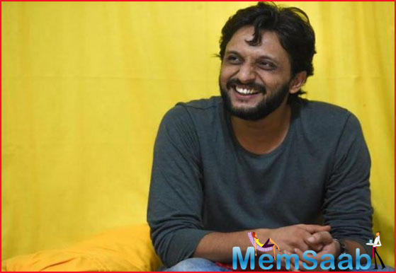 Mohammad Zeeshan Ayyub plays supportive husband in Mission Mangal