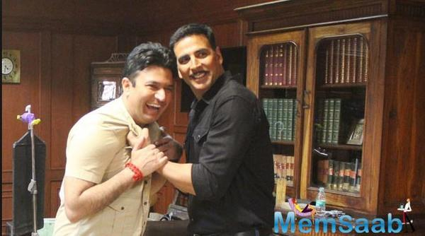 Akshay Kumar dismisses rifts with Bhushan Kumar as rumours; reveals he is planning a film with the producer