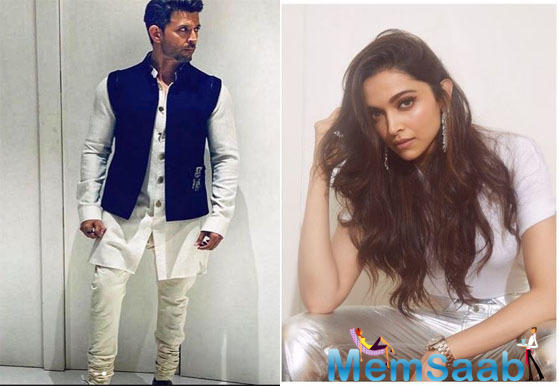 Meanwhile, the additional reports also claim that producer Madhu Mantena insisted on casting Deepika Padukone as Sita opposite Hrithik Roshan.
