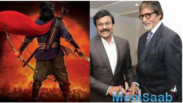 Amitabh Bachchan is my real life mentor: Chiranjeevi