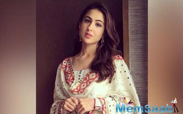 Sara, Dhanush's next a love triangle?
