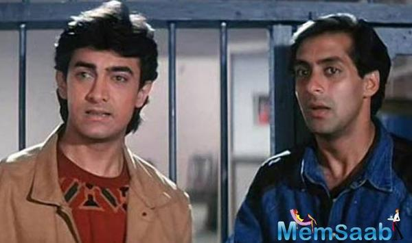 There have been continuous rumours going on about the sequel of Andaz Apna Apna starring Salman Khan and Aamir Khan.