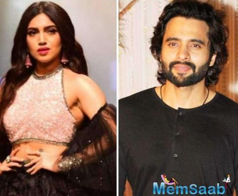 This is the advice Jackyy Bhagnani gave Bhumi Pednekar about work