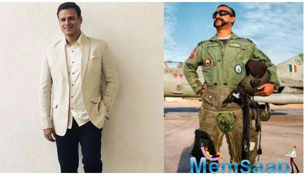 Vivek Oberoi to produce and star in film on Balakot AIF strikes
