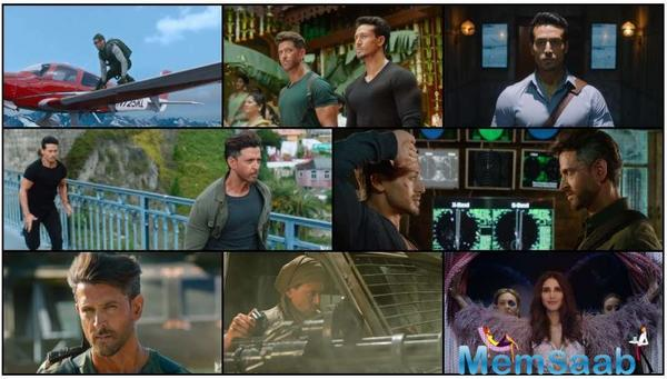 War trailer: Hrithik Roshan, Tiger Shroff-starrer is a treat for action lovers