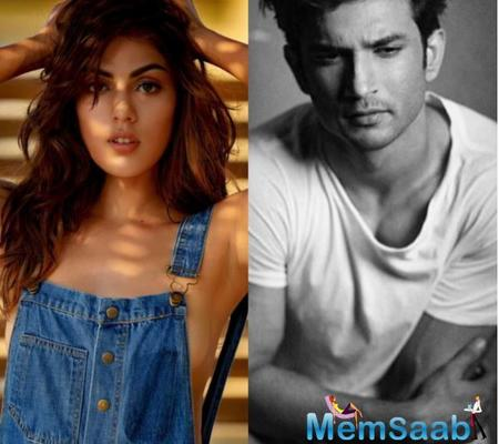 Sushant Singh Rajput says 'It's a rumour' on wedding with alleged girlfriend Rhea Chakraborty