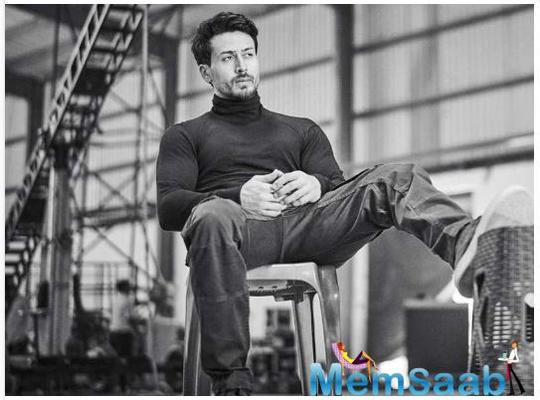 Tiger Shroff: I've scripts that allowed me to express my passion for action