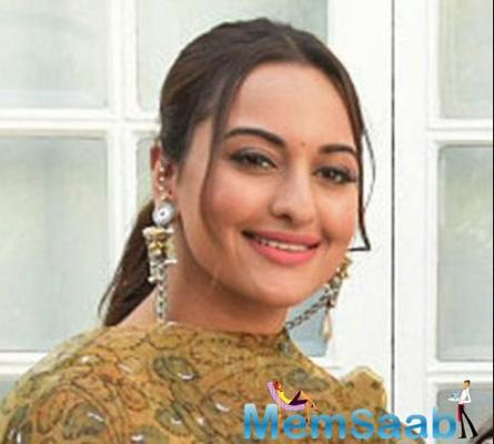 Sonakshi Sinha: More kids should be encouraged to play sports