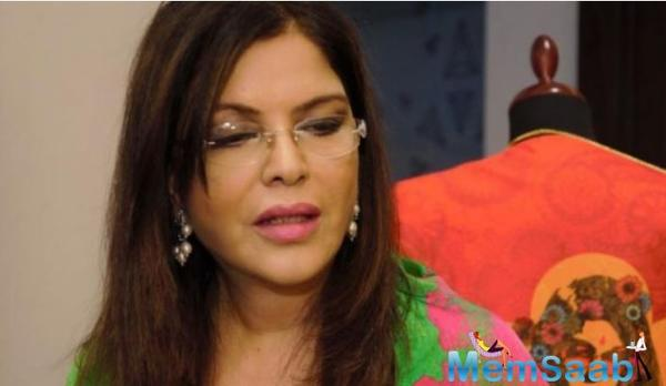 Zeenat Aman has said she is mesmerized by the beauty and cleanliness of Nagaland. She added that Northeastern state is full of talent -- be it in music, painting or other art forms.
