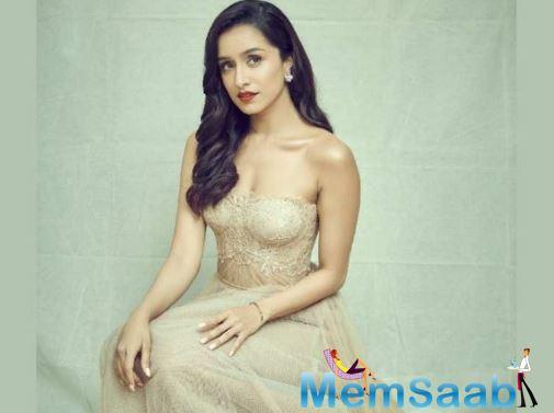 Shraddha Kapoor: You can only work hard and leave the rest to the audience