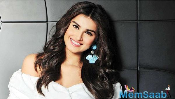 Tara Sutaria, who will be seen in the Hindi remake of the Telugu hit film RX100 along with Ahan Shetty, has said that she will start shooting for the film in the beginning of October in Mussoorie, Uttarakhand.
