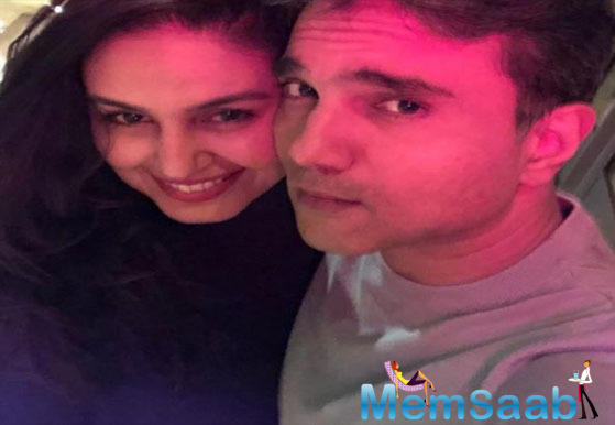Huma Qureshi announces her relationship with beau Mudassar Aziz on his birthday; See Pic