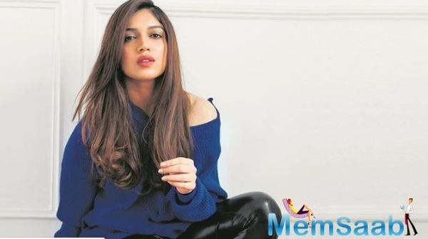 Bhumi Pednekar opens up about playing a 22-year-old in Dolly Kitty Aur Woh Chamakte Sitare