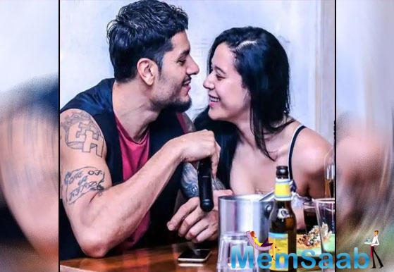Tiger Shroff's sister Krishna Shroff opens up on her 'secret wedding' with Eban Hyams