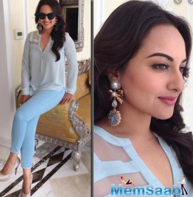 My style is relatable: Sonakshi Sinha