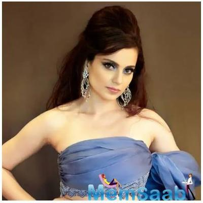 Kangana Ranaut in busy preparing for Jayalalithaa biopic, which is titled Thalaivi and has been taking dance lessons regularly and will also learn Tamil.