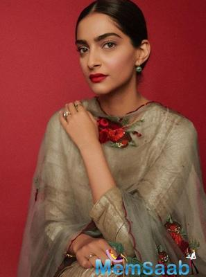 Nepotism: Sonam Kapoor reveals father Anil Kapoor doesn't even share her number for work