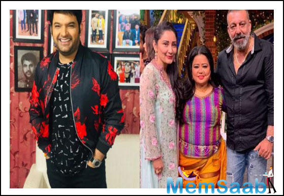 The Kapil Sharma Show: Sanjay Dutt's SAVAGE response on being asked about reaching late is hilarious AF!