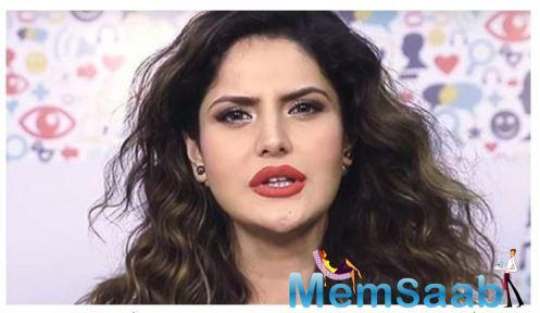 During a very recent interview, Zareen Khan has opened up about casting couch. A while back, the actress was in news for proudly flaunting her stretch marks after losing weight.