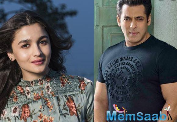 The filming of 'Inshallah' starring Alia Bhatt was supposed to begin in September after Salman would have finished shooting for 'Dabangg 3'.