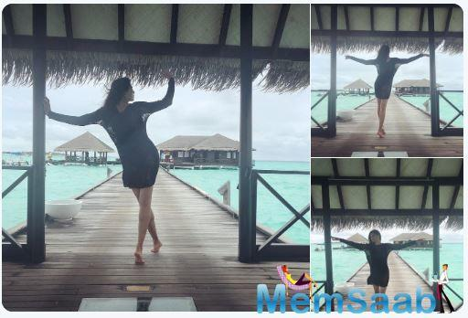 Sushmita Sen shares perfect silhouette pictures and it is jaw-dropping!