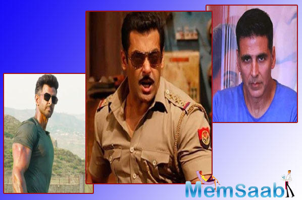 Before the audiences reunite with their favourite cop Chulbul Pandey at cinemas this December, Salman Khan is ensuring that Dabangg 3 generates sufficient buzz.