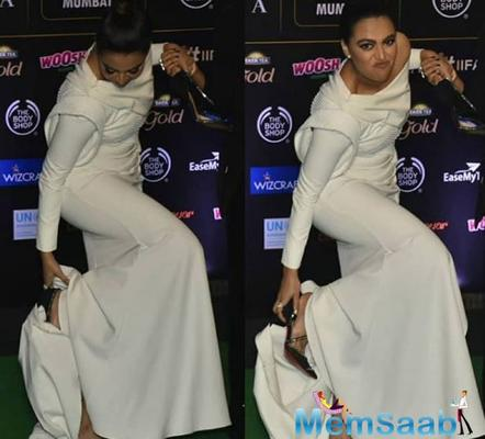 Meanwhile, IIFA Awards 2019 was an eventful night and saw the who's who of Bollywood such as Deepika Padukone, Ali Bhatt, Salman Khan, Sara Ali Khan and others attend the glamorous awards show.