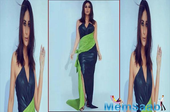 Interestingly, Kareena was rumoured to play a part in Saif Ali Khan's upcoming film – 'Jawaani Jaaneman'.