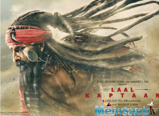 'Laal Kaptaan' trailer: The glimpse of the Saif Ali Khan's deadly revenge saga will blow your mind!