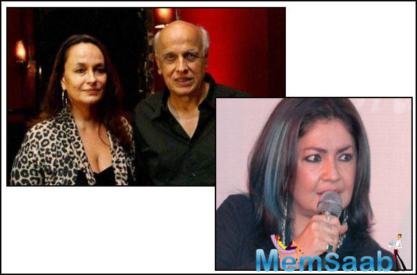 Filmmaker Mahesh Bhatt's daughter and Bollywood actress Pooja Bhatt will be seen next in her father's directorial Sadak 2 which also stars Alia Bhatt and Aditya Roy Kapur.