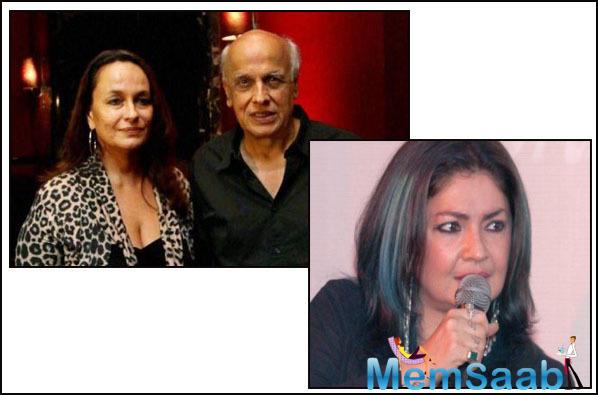 Filmmaker Mahesh Bhatt's daughter and Bollywood actress Pooja Bhatt will be seen next in her father's directorial Sadak 2 which also stars Alia Bhatt and Aditya Roy Kapur.