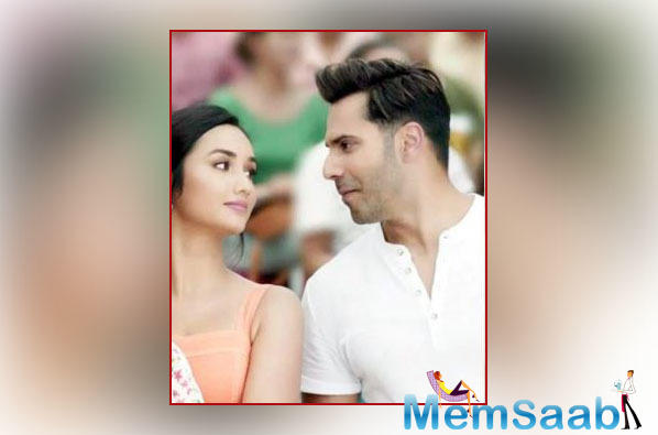 Varun Dhawan's ad co-star Akanksha bags debut film