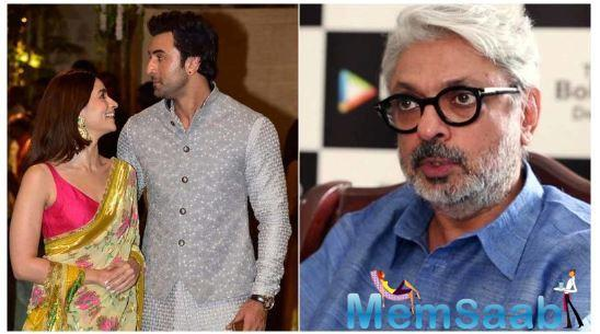 After Brahmastra, Ranbir Kapoor and Alia Bhatt to be seen together in Sanjay Leela Bhansali's Gangubai?