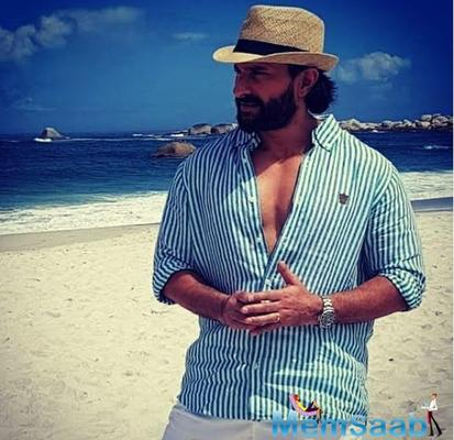 Saif 's weight loss diet that is making him look atleast 10 yrs younger involves eating only home cooked meals