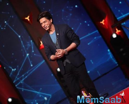 After the debacle of 'Zero', Shah Rukh Khan turned very cautious while selecting scripts.