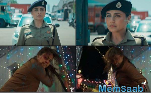 Mardaani 2 teaser: Who said only male cops can be fearless and badass? Rani Mukerji is back as the daredevil cop