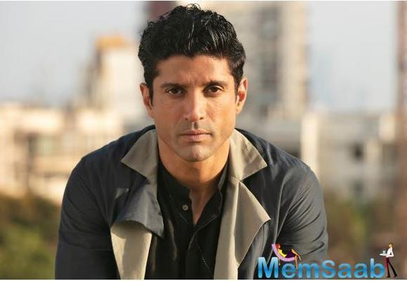 Farhan Akhtar's first look from Toofan receives a tremendous response by fans!