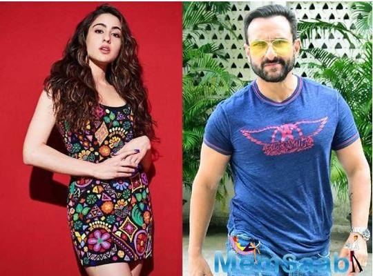 Sara Ali Khan reveals Saif Ali Khan interested in this than Bollywood gossips; read details