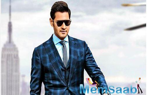 Mahesh Babu opens up about performing action sequences at the age of 44