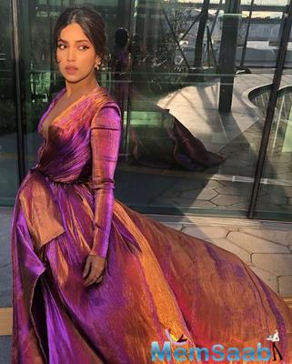 Bhumi Pednekar wins global honour; 'Face of Asia' award